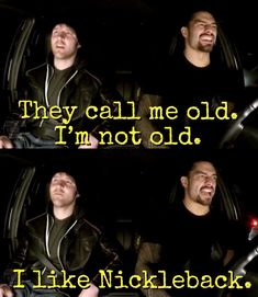 Dean Ambrose and Roman Reigns on Ride Along