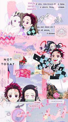Anime: Kimetsu no Yaiba / Demon Slayer Chara: Kamado Tanjiro Wallpaper Animes, Cute Anime Wallpaper, Hero Wallpaper, Animes Wallpapers, Wallpaper Iphone Cute, Aesthetic Iphone Wallpaper, Cute Wallpapers, Anime Meme, Otaku Anime