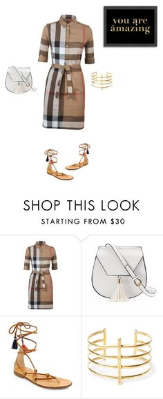 """Amazing..."" by francy78 on Polyvore featuring moda, Burberry, Yoki, Soludos, BauXo e Americanflat"