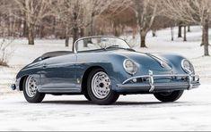 1957 Porsche 356 A Speedster #Porsche