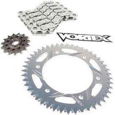 Vortex Racing Standard Rear Aluminum Sprocket HON GROM 2014-2019; HON GROM
