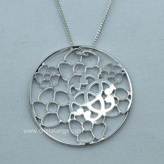 Collier bonheur zen bijoux spirituels Cristalange - site de vente en ligne de bijoux
