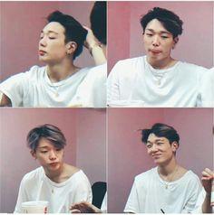in chanwoo life🌹 Blonde Bangs, Blonde Hair, Ikon Member, Jay Song, Ikon Kpop, Ikon Debut, Bobby S, Kim Ji Won, Kim Hanbin