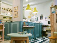 Matina cafetería en Vigo