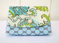 So sweet? Wouldn't you love this pouch to hold your jewelry or small items?  Take me home: https://www.etsy.com/listing/151653932/coin-purse-coin-pouch-pouch-handmade?ref=shop_home_active_24