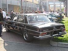 Mercedes-Benz W109 300SEL – 1965