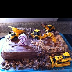 yes, I will be making this kids cake for my husbands 40th!