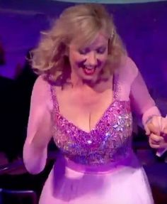 Carol Kirkwood they did bounce well going up those stairs great breasts Carol Kirkwood, Female News Anchors, Bus Girl, Geri Halliwell, Beautiful Old Woman, Tv Presenters, Sexy Older Women, British Actresses, Celebs