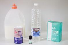 DIY : Recette de lessive écologique et végane - Glam & Conscious