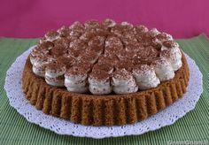 • Crostata morbida al tiramisù – Video ricetta - Ricetta Crostata morbida al tiramisù – Video ricetta