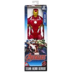 Marvel Titan Hero Series - Figura Iron Man