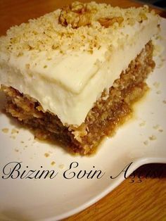 This is Sweet Super One Thing ,,, I can say that my favorite is in syrup desserts, I think I think … Cyprus Dessert Ingredients; Turkish Recipes, Ethnic Recipes, No Cook Desserts, Iftar, Desert Recipes, Food And Drink, Tasty, Sweets, Cooking