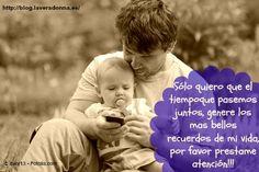 Tiempo en familia.   http://blog.laveradonna.es/