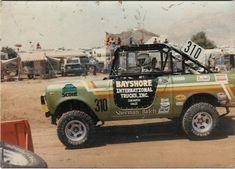 1977 International Race Scout Balch SCORE Baja Truck For Sale