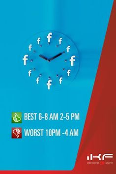 Now you can upload your post on Facebook according to these timings