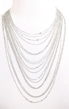 Eyelash Necklace Chain!