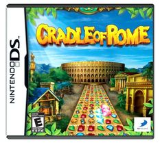 Cradle of Rome - Nintendo DS D3 Publisher