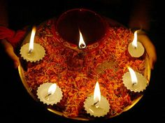 FIVE totally simple and really cool Diwali decoration ideas