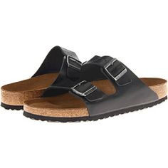 b27f5f01b2ad Birkenstock Arizona Soft Footbed - Leather (Unisex) Birkenstock Arizona