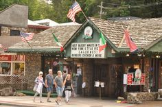 The Best Italian in Gatlinburg - You will LOVE their garlic roles!