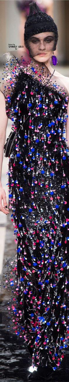 www.2locos.com  Giorgio Armani Privé Fall 2017 Couture