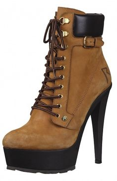 Platform boot #Rihanna for River Island #Fall2013