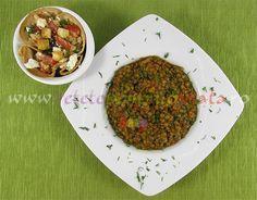Reteta de mancare de linte verde este simplu de preparat. Se prepara in mod asemanator cu reteta de mancare de fasole uscata, cu deosebirea ca nu este nevoie sa o punem la inmuiat cu o seara inainte. Fierbem lintea separat impreuna cu o foaie de dafin si cu 2 catei de usturoi intregi. Dupa ce […] Grains, Rice, Beef, Cooking, Food, Meal, Kochen, Essen, Hoods