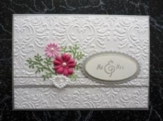 Wedding Card by glenda
