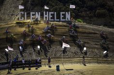Febvre & Herlings go to the gate first at Glen Helen…