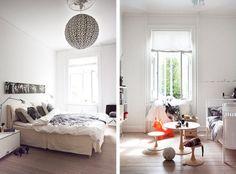 Diseño nórdico para una vivienda familiar. Copenhagen.