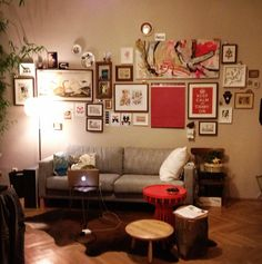 wall of art Gallery Wall, Spaces, Wall Art, Frame, Home Decor, Picture Frame, Decoration Home, Room Decor, Frames
