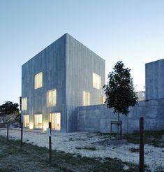 galera casa en las rozas madrid juan herreros arquitectos iaki balos