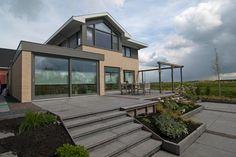 Villa Dudok » Bouw XS