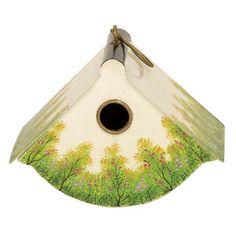 Cozy Den Bird House - www.wildbirdshops.com