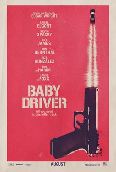 Watch a new trailer for Edgar Wright's Baby Driver | Live for Films