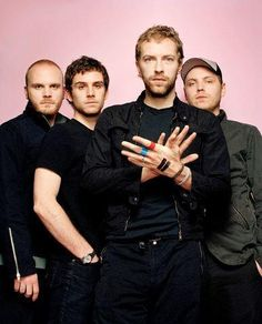 Aw Coldplay, I love you!