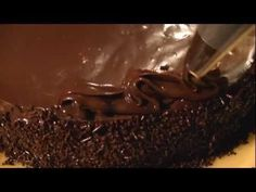 Como Hacer Tarta de Chocolate Paso a Paso (Muerte por chocolate)