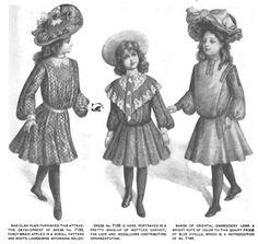 Edwardian Era Fashion, Edwardian Clothing, 1900s Fashion, Historical Clothing, Vintage Clothing, Edwardian Style, Vintage Sewing, Vintage Items, A Little Night Music