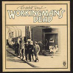 Grateful Dead Workingman's Dead – Knick Knack Records