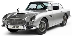 1964 Aston Martin DB 5 (another of Dad's)