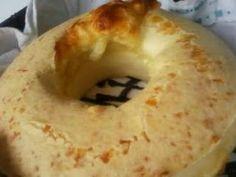 Receita de Bolo de pão de queijo - Tudo Gostoso