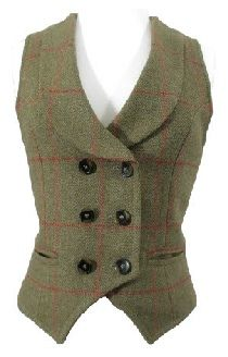 Beaver of Bolton Ladies Tweed Shawl Collar Double Breasted Waistcoat Tweed Suit Women, Tweed Suits, Double Breasted Waistcoat, Tweed Waistcoat, Costumes Outlander, Style Anglais, Mode Steampunk, Looks Plus Size, Style Vintage