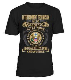 Entertainment Technician