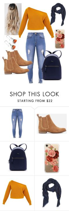 """""""Lässiger Look"""" by ellaa10 ❤ liked on Polyvore featuring Lipsy, Superdry, Lacoste, Casetify, Kenzo and casualoutfit"""