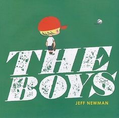 The Boys by Jeff Newman - This wordless picture book tells the story of a quiet boy working to overcome his shyness and finding the courage to play baseball with. Wordless Picture Books, Wordless Book, Children's Picture Books, Books For Boys, Childrens Books, Silent Book, Read Aloud Books, Spring Pictures, Teaching Writing