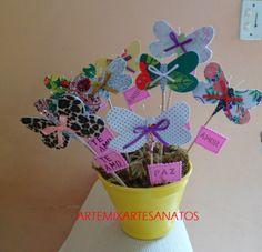 artemix artesanato: borboletas
