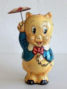 Porky Pig  By Marx 1938