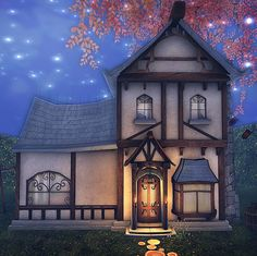 ~Alchemy~ Medieval House (FairyTale) | Flickr - Photo Sharing!