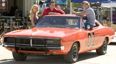 The General Lee  Type of car: 1969 Dodge Charger