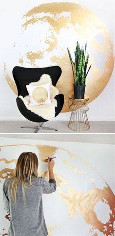 73 Beautiful Wall Painting Ideas https://www.designlisticle.com/wall-painting/